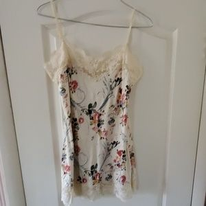 Floral camisole
